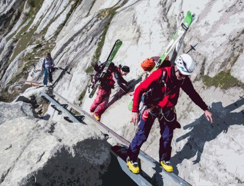 Ausrüstung für Skitouren: #3 – Bekleidung
