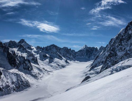 Dem Mythos auf der Spur: Die Haute Route!
