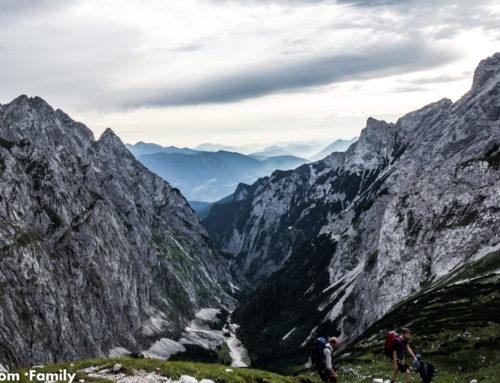 Durchs Höllental auf die Zugspitze & via Jubi auf die Alpspitze