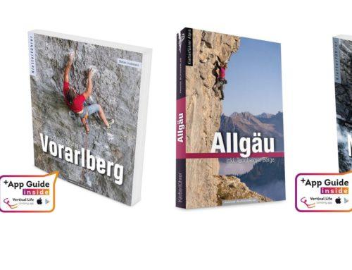 Neue Kletter-Guidebooks von Panico