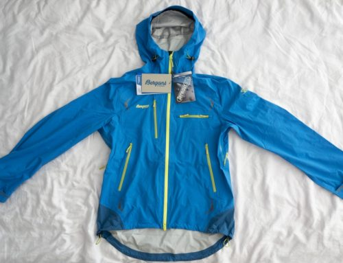 Test: Bergans Storen Jacket