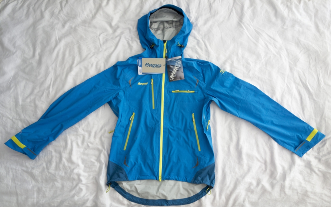 Ultra Test: Bergans Storen Jacket | alpin-blog.com IP-47