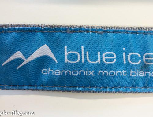 Test: Leichter Hochtouren-Gurt: Blue Ice Choucas