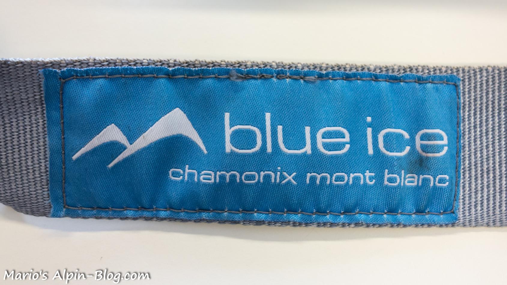 Klettergurt Alpin : Test: leichter hochtouren gurt: blue ice choucas alpin blog.com
