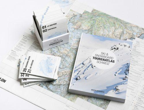 Review: Helvetic Ski und Snowboard Tourenatlas Schweiz